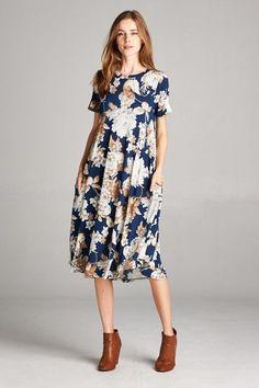Isla Floral Dress #mindymaesmarket #dreamcloset