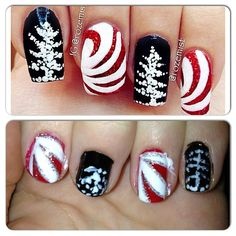 Ok so this is a nailed it but I really like the to nails...whoever tried it didn't fail that bad