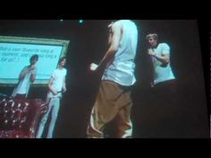 One Direction in Tampa FL (6.29.12) - Liam singing 'Climax', Niall 'Payphone'