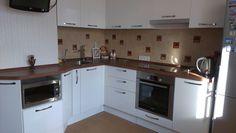Kitchen Interior, Kitchen Cabinets, House, Home Decor, Kitchen Ideas, Home, Haus, Interior Design, Home Interior Design