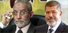 Ex presidente egipcio  Mohamed Morsi y el Guía Supremo de la cofradía, Mohamed Badie, condenados a muerte por un tribunal en Egipto.