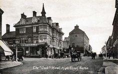 Surrey Sutton High Street Hotel Cannon Brewery
