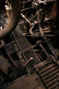 Rusty maze by xportebois.deviantart.com