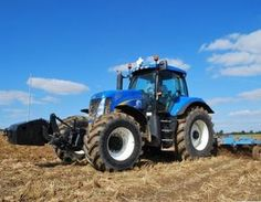 New Holland T8030 T8040 Master Tractor Service Repair Manual - DiscoveryPost