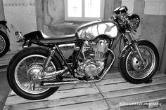 Petrol punk SR500