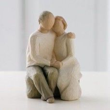 Willow Tree Anniversary and Promise Figurines by Susan Lordi
