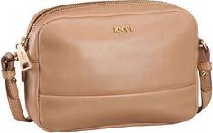 Joop Cloe Soft Leather Shoulder Bag Small Make Up - Abendtasche   Clutch