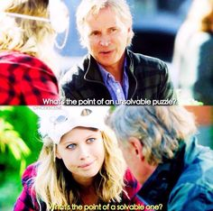 What's the point of a solvable one? / Rumple & Alice / 7.04