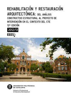 Rehabilitació i Restauració Arquitectònica