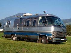 1977 Airstream Motorhome