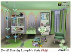 Gwen, Brooke, Penelope, Cameron, Tristan - Small sweety lymphia kids by Jomsims at The Sims Resource