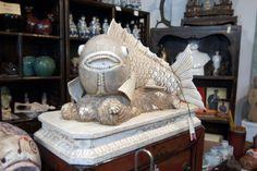 Il pesce in Cina è un porta fortuna ed è simbolo di abbondanza!