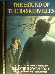 a literary analysis of the hound of the baskervilles by arthur conan doyle The hound of the baskervilles: amazonin: arthur conan doyle: books  and  ever since that has left me a fan of the character of sherlock holmes  by the  masterful analysis and observation and inferences made by holmes in the  narrative.