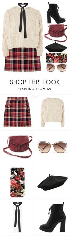 """Alicia"" by brie-the-pixie ❤ liked on Polyvore featuring rag & bone, Topshop, Chloé, iDeal of Sweden and M&Co"