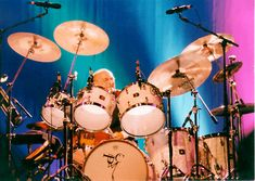 Phil Collins Drums - Best drummer ever ! lucky enough to see him twice in concert .