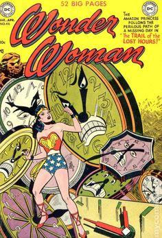 Capa Gibi Wonder Woman n°46