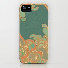 Turq iPhone Case