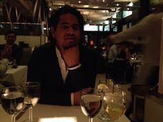 #newyork #mrchow #dinner
