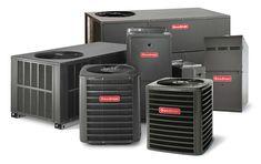 Gaspacks, Straight AC, Condensers, Heat Pumps, Furnace, High Efficiency