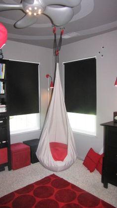 Tween Spy Room - if only!