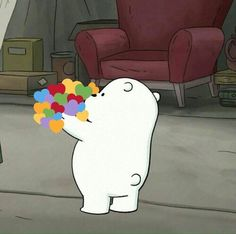 My memes / images. – Memes of emojis / hearts. part) – Memes Ice Bear We Bare Bears, We Bear, Bear Wallpaper, Cartoon Wallpaper, We Bare Bears Wallpapers, Cute Wallpapers, Cartoon Memes, Cute Cartoon, Cartoons