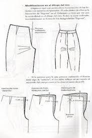 Resultado de imagen para curso pantalones damas