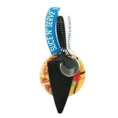 Cortador de Pizza e Espátula