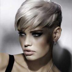 Wunderschöne Kurzhaarfrisuren für Frauen mit dünnem Haar!