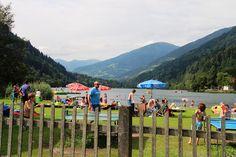Afritzer See, Carinthia, Austria (Kärnten)