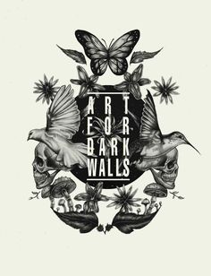 Art for Dark Walls, Ross McEwan