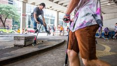 Long brushed off by the skateboarding community as a kids' toy, will a new generation of scooter riders finally bring legitimacy to the sport?