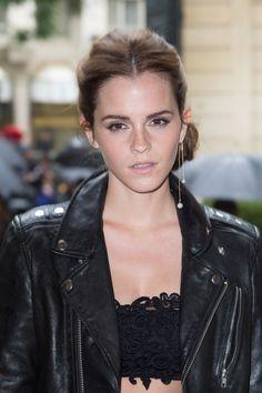 Emma Watson et son make-up frais