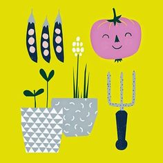 These are the very sweet illustrations of Muffin & Marianne  a design studio based in Oslo. Founded in 2006 by designersHeidi Mittun-Kjos...