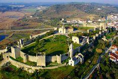 A Letra de um Alentejo: Bom Dia Alentejo, Beja, Castelo de Beja, a casa es...