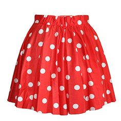 AvaCostume Women's High Waisted Candy Colors Polka Dot Sk... https://www.amazon.com/dp/B00REAYDNE/ref=cm_sw_r_pi_awdb_x_kb5izbM84SCKB