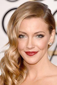 Beleza no Golden Globe 2015: Detalhes de maquiagem e penteado! - Fashionismo