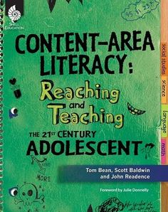 Use a fresh 21st century skills approach to address the common difficulties associated with teaching adolescents to read content-area material.