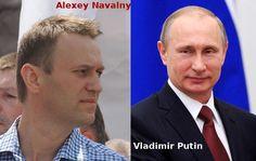 Il lupo perde il pelo ma non il vizio. Putin nemmeno il pelo, e fa arrestare Navalny