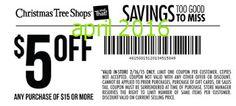free printable coupons christmas tree shops coupons - Coupons For Christmas Tree Shop