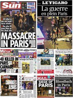 เปรียบเป็นเหตุการณ์ใหญ่เท่ากับ 911 ของปารีส