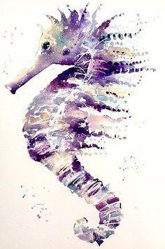 Karen Thomas Watercolour - contemporary, vibrant art - Gallery #watercolorarts