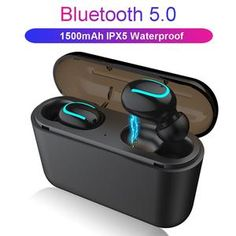Bluetooth Earphones TWS Wireless Headphones Bluetooth Earphone Handsfree Headphone Sports Earbuds Gaming Headset Phone PK HBQ Note: There are two Oreillette Bluetooth, Wireless In Ear Headphones, Sport Earbuds, Headphone With Mic, Sports Headphones, Gaming Headset, Wireless Headphones, Buy Earphones, Ipod