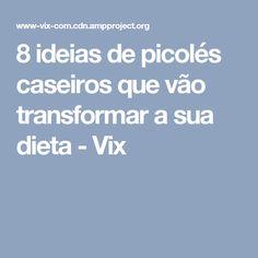 8 ideias de picolés caseiros que vão transformar a sua dieta - Vix