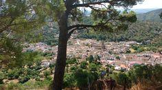 Alajar, Spain