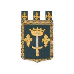 Emblème Jeanne d'Arc - NEW!: Renaissance Costumes, Medieval Clothing,... ($90) ❤ liked on Polyvore featuring costumes, medieval, renaissance halloween costumes and renaissance costumes