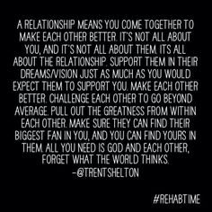 By far, one of the best relationship quotes I've come across.