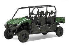 New 2016 Yamaha Viking VI ATVs For Sale in New Jersey. UNRIVALED CAPACITY, COMFORT AND CONVENIENCE <P>With true six-person seating, the real world tough Viking VI is ready and willing to tackle tough terrain and even tougher chores. <P> Available from November 2015 </P><br>Dimensions:<br>- Wheelbase: 115.6 in.