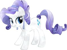 Euphoria Pony, pandebronyum: Crystal Rarity by ~Cubonator