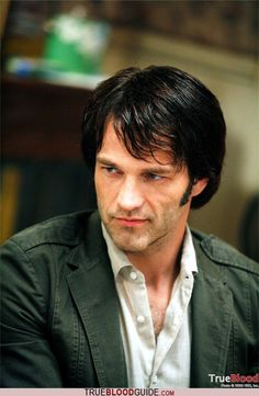 Who am I more obsessed with, Stephen Moyer or Bill Compton?  It's really hard to tell...