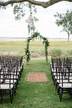 Offbeat Chic Wedding in Charleston